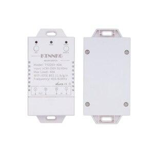 Image 3 - Miفولفو 40A on off التبديل الذكية APP اللاسلكية التحكم عن بعد AC85V 250 فولت التحكم الكهربائي التبديل