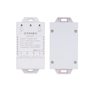 Image 3 - Mivolvo 40A on off switch Smart APP wireless remote control AC85V 250V electrical control switch