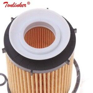 Image 5 - Yağ filtresi A2701800009 için 1 adet Mercedes b class W246, w242 2011 2019 B160 B180 B200 B220 B250 Model yüksek kaliteli yağ filtresi + kutu