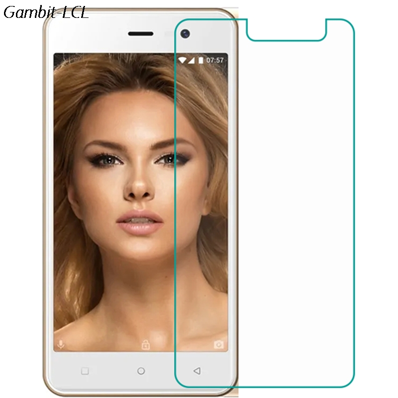 2PCS Tempered Glass for INOI 2 Lite 2019 Screen Protector 2.5D 9H on INOI 2Lite Glass Film Protective Phone Safety cover