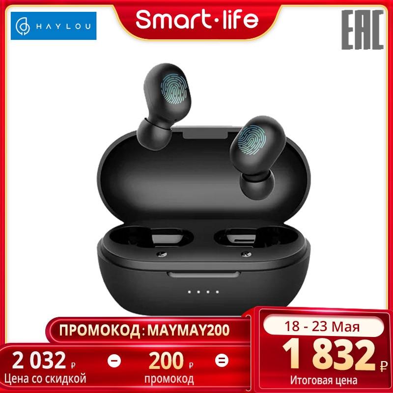 Haylou GT1 pro наушники беспроводные Wireless Earbuds with 800 mAh Battery Capacity, Haylou GT1 Pro Bluetooth 5.0 Touch Control|Наушники и гарнитуры|   | АлиЭкспресс