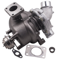 TURBOCHARGER Turbine For Peugeot 807 406 607 2.2 HDI 95KW DW12TED4 2002 TURBO Turbolader + GASKET 707240,726683 5002S