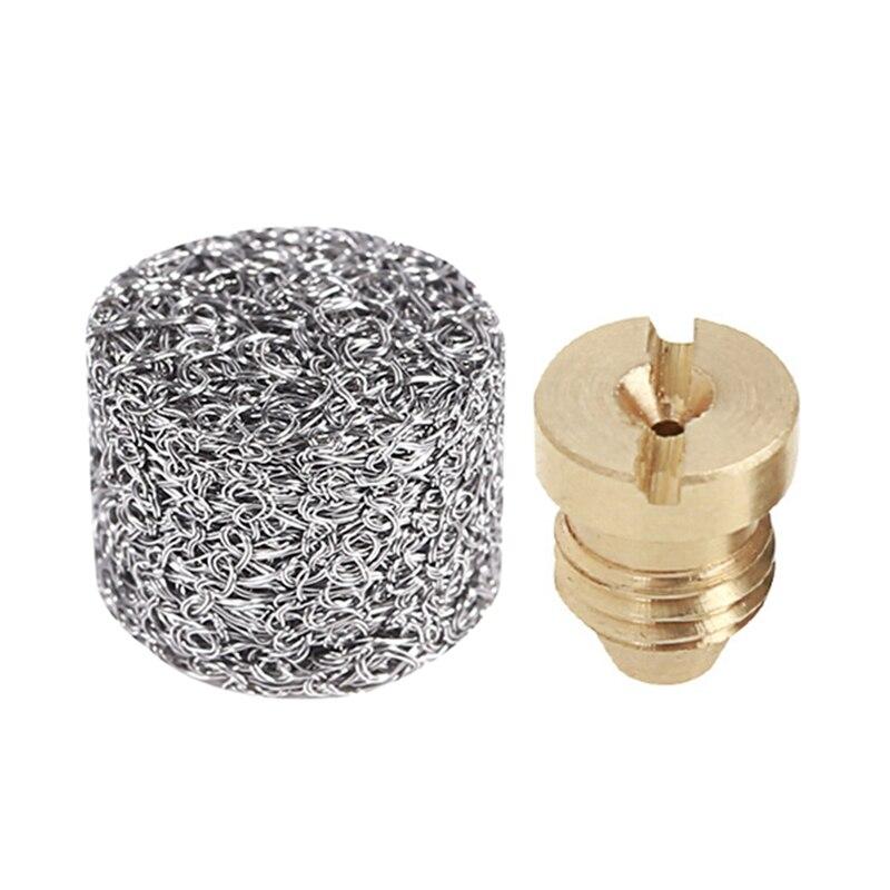 VODOOL Stainless Steel Car Wash High Pressure Foam Gun Pot Foam Lance Filter Lance Mesh Tablet For Foamer Generator Accessories