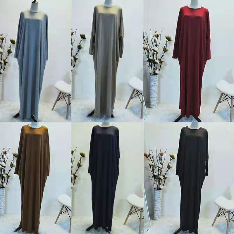 Abaya Kaftan Dubai Arab Islam Turkey Hijab Muslim Dress Abayas For Women Caftan Marocain Turkish Islamic Clothing Djelaba Femme