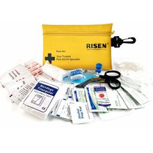 96Pcs/set First Aid Kit Outdoor Yellow 2