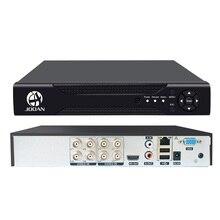 Цифровой видеорегистратор для камер видеонаблюдения, H.264 AHD DVR NVR 8CH HDMI, поддержка аналоговых AHD IP камер