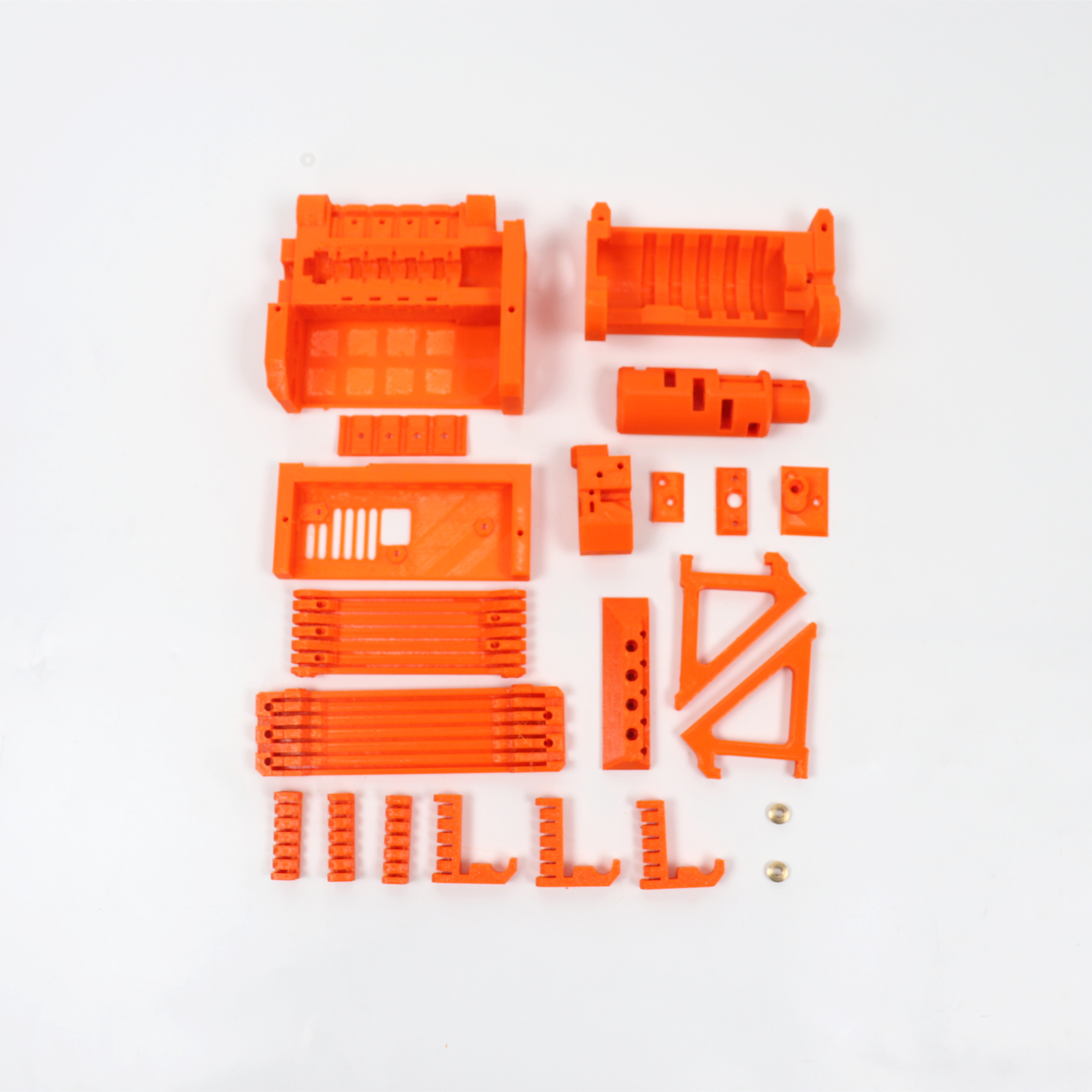 Prusa I3 MK3/MK3S MMU2S Multi Material 3d Printer PETG Printed Parts