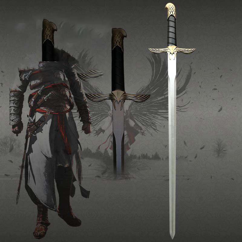 Halloween Masquerade Cosplay 88 Cm Simulation Sword Children Security Toys Movie Costume Props Pu Material