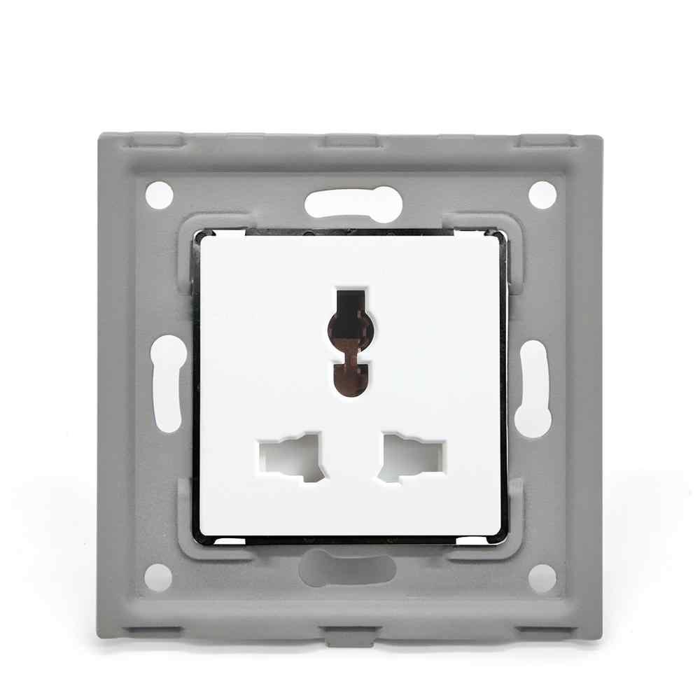 BSEED EU FR UK MF Стандартный функциональный Ключ DIY часть белые пластиковые материалы