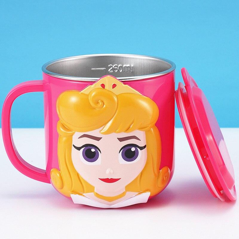 leite dos desenhos animados criativo beber copos
