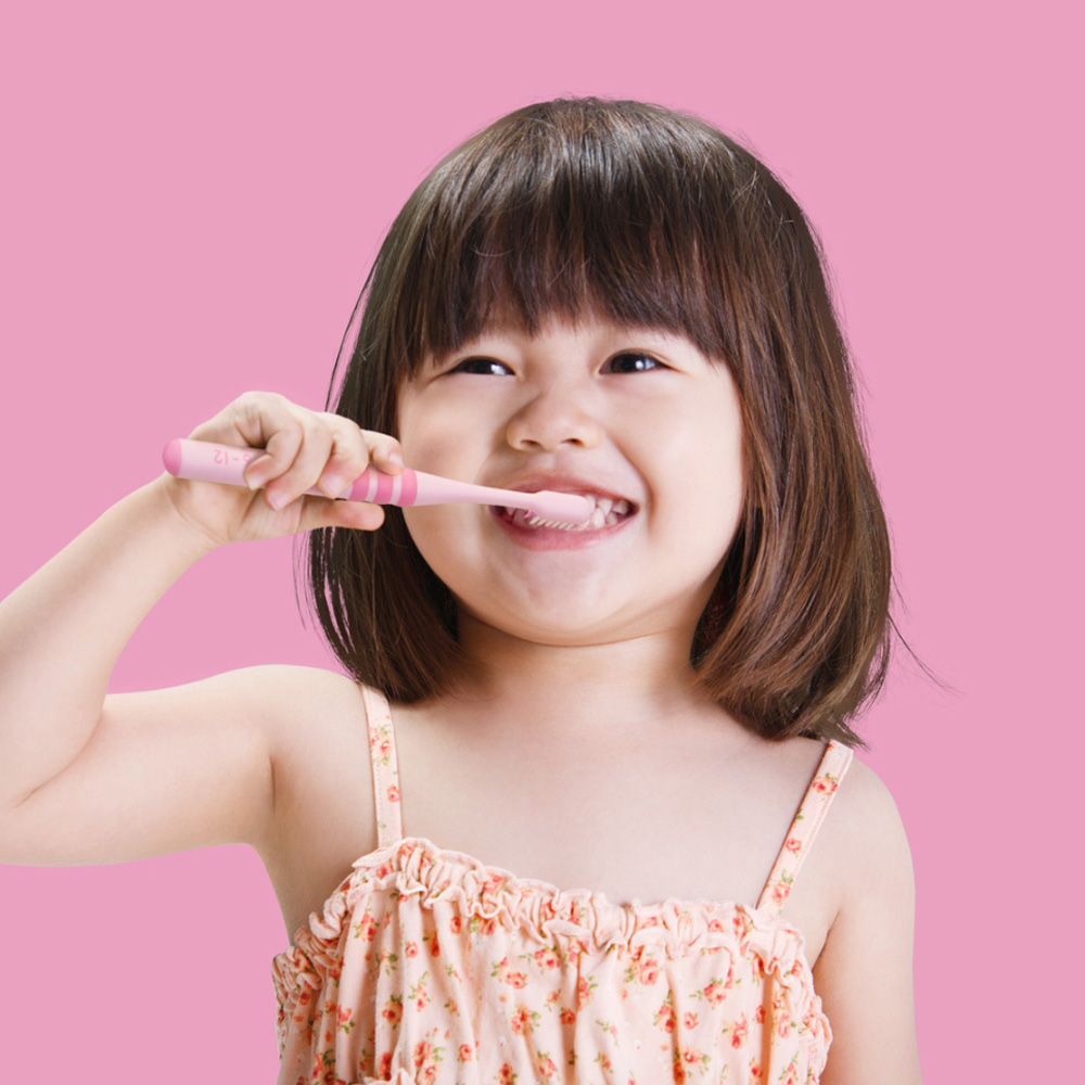 DR.Bei Kids Tooth Mi Brush Deep Clean Soft Sandwish-bedded Toothbrush Oral Care Health for Children Teeth Brush Xiami Xiomi