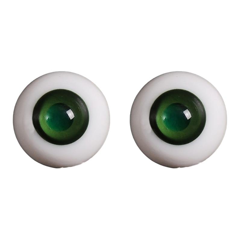 14mm 1/3 1/4 Doll Glass Eyes Doll Accessories Glasss Doll Eyeball 7