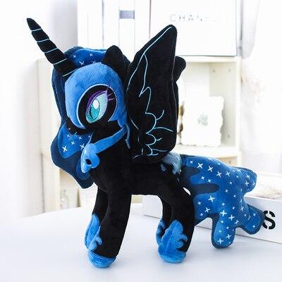 Плюшевые куклы, чучела животных Лошадь ночной кошмар Единорог детские игрушки отличный подарок