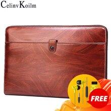 Celinv Koilm Mannen Clutch Bag Grote Capaciteit Mannen Grote Portefeuilles Telefoon Passcard Pocket Hoge Kwaliteit Multifunctionele Boss Handtas Voor Mannen