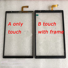 Tableta pc de 10,1 pulgadas para Teclast P10HD 4G / Teclast P10, panel de cristal para pantalla táctil, sensor de reemplazo, Angs-ctp-101350A