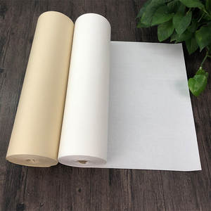 Xuan-Paper Chinese-Painting-Calligraphy Handicraft-Supplies Long-Roll for 35cmx100m Semi-Raw