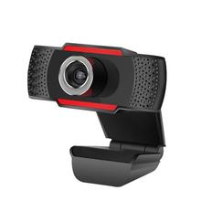 2 Million Pixels Webcam Automatic White Balance 720P Web Camera Color Correction Cam For Laptops Desktops