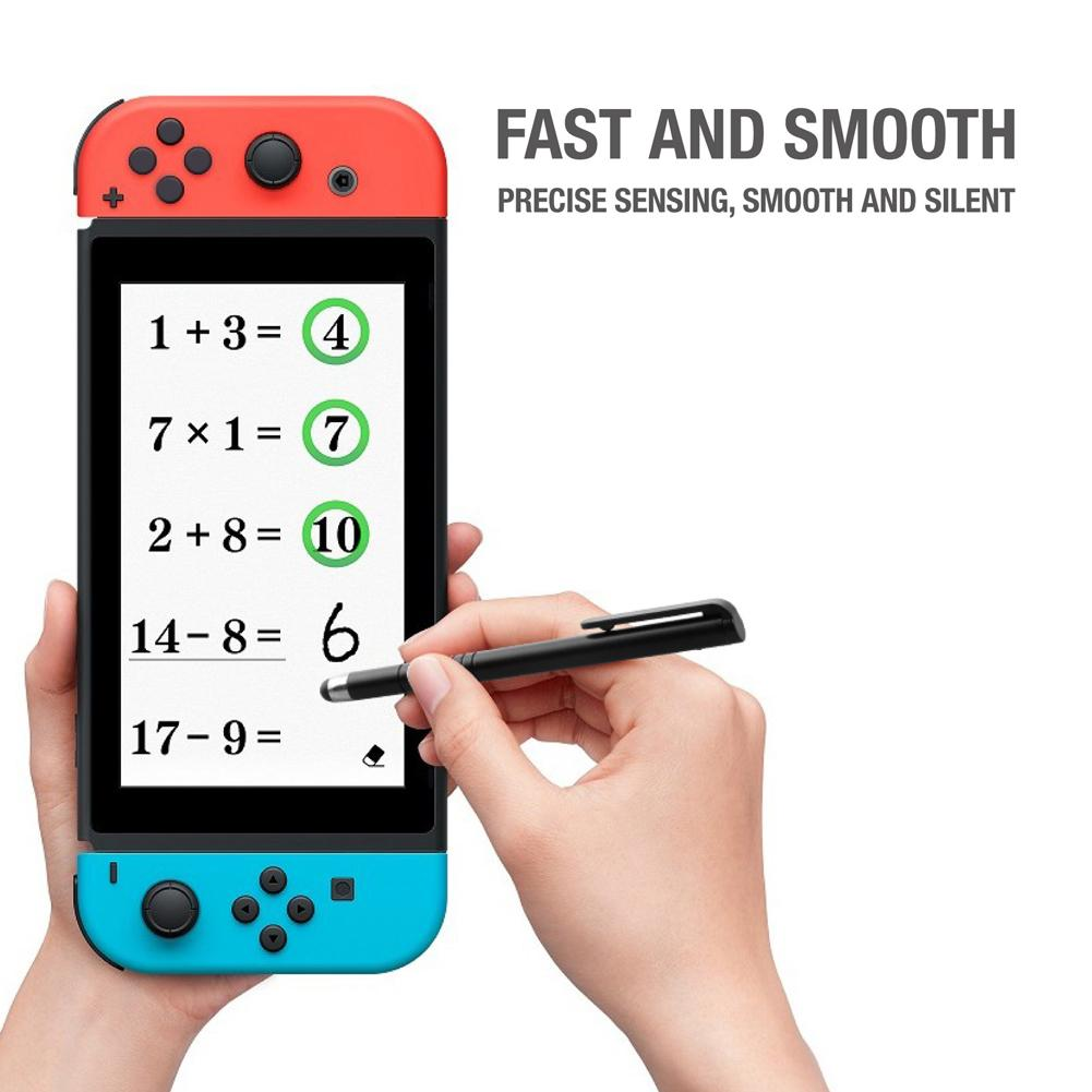 Touch Screen Stylus Pen Game Console Smooth Touch Pencil Mobile Phone Tablet Universal Electric Stylus Pen For Nintendo Switch