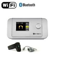 MOYEAH APAP מכונת/אוטומטי CPAP מכונה רפואי ציוד עם אנטי לנחור שינה סיוע שעון Wifi עבור דום נשימה בשינה אנטי נחירה