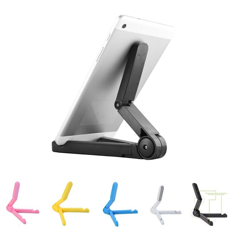 Foldable Adjustable Angle Tablet Bracket Stand  Table Holder For Nexus Kindle For Ipad Air, Ipad Mini, Ipad 4, 3, 2 Book, E-book