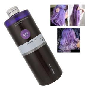 Image 2 - 500ml Colourful FAI DA TE Colorazione Tinture per capelli Crema di Lunga Lasing Semi Permanente Crema di Colore Dei Capelli di Parrucchiere Strumenti Salone di Bellezza