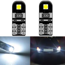 2x без Ошибок t10 w5w светодиодный canbus стояночный светильник