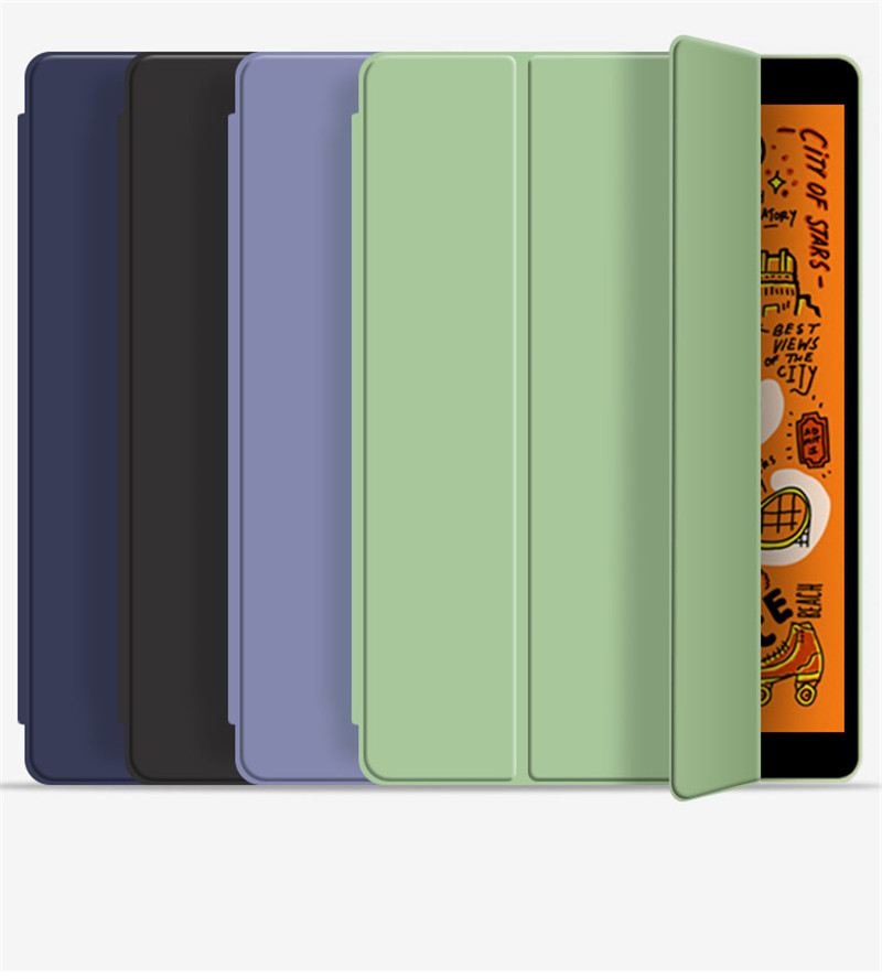 Apple Anti-Fall iPad 11inch-Case Shell-A1980--Film A2230 Protective-Cover for Silicone Pu