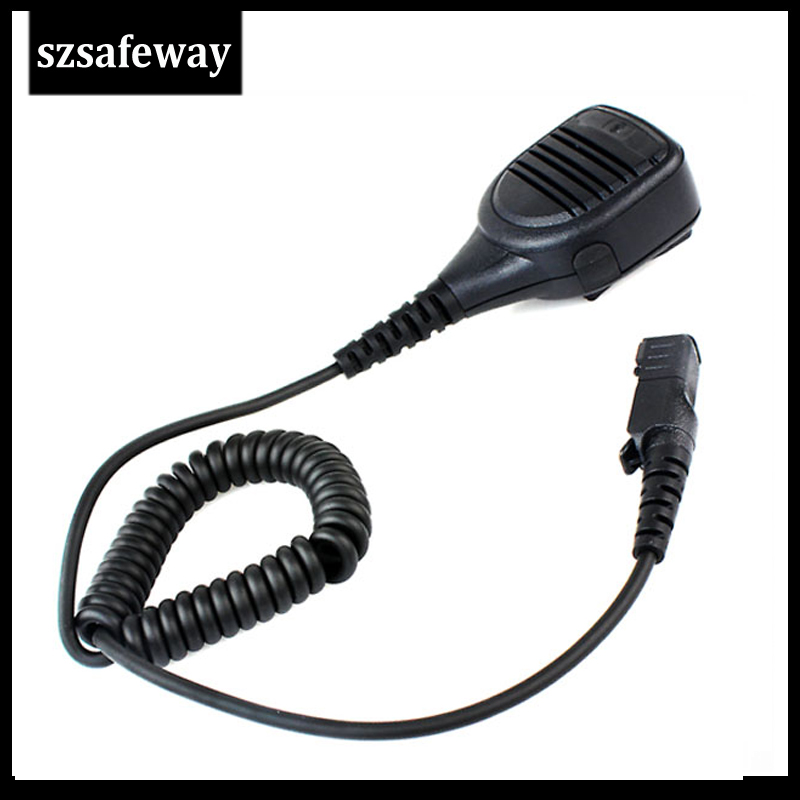 Handsfree Speaker Microphone For Motorola Walkie Talkie Radio DP2000 DP2400 XPR3300 XPR3500 XIRP6620 XIRP6600 MTP3100