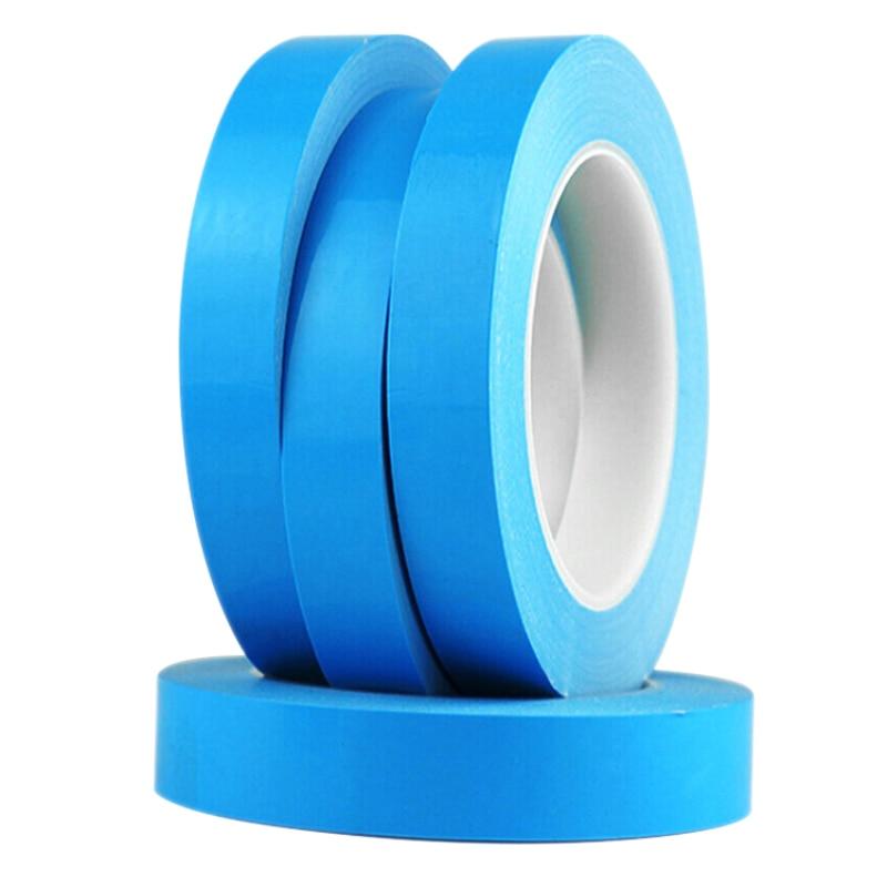 25m de alta qualidade dupla face calor-fita adesiva filme ultra-fino para led cpu gpu dissipador de calor alta condutividade térmica dropshipping
