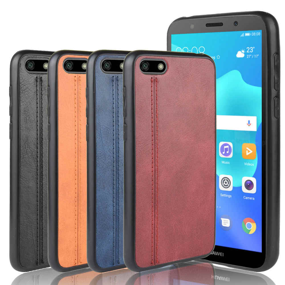 Shockproof Soft Rubber Bumper Case Non-Slip Back Cover Thin Fit for Huawei Y5 2018//Honor 7S Lomogo Case for Huawei Y5 2018//Y5 Prime 2018 Glitter Silicone LOYBO490432 Ring #3