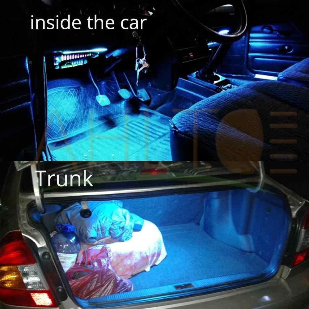 1 sztuk samochodowa lampa Led drl 17 cm/14 cm 2Row/1Row Led COB jazdy lampa przeciwmgielna podwójne światła dzienne Auto wodoodporna aktualizacja jasne żarówki