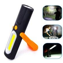 Портативный светодиодный фонарик ультра яркий фонарик кемпинг свет USB зарядка водонепроницаемый масштабируемый велосипед свет аккумулятор аккумулятор