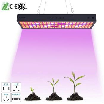3000W LED Grow Light Panel Power Saving Light Suitable For Plant Growing Flower Growing Full Spectrum Plant Growing