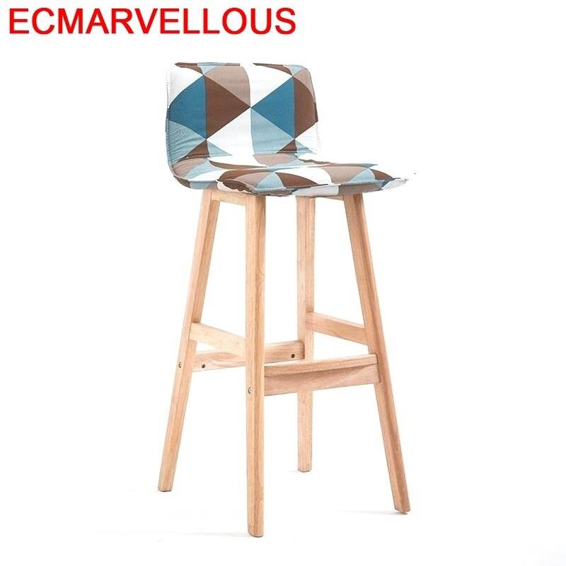 Sgabello Banqueta Barkrukken Stoelen Fauteuil Taburete Silla Para Barra Stool Modern Tabouret De Moderne Cadeira Bar Chair