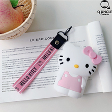 Cartoon Silicone Bluetooth Wireless Earphone Case For AirPods Protective Cover Skin Accessories for Apple Airpods Charging Box