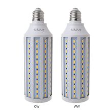 E27 светодиодный энергосберегающий светильник 40W AC 220V Теплый/холодный белый светильник кукурузная лампа 5730 SMD для украшения дома