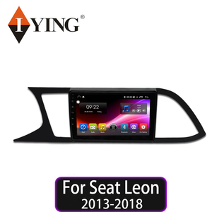 IYING car radio Multimedia Player For Seat Leon 2013 2014 2015 2016 2017 2018 Left 4G Android10 GPS Radio BT Auto Stereo DSP IPS