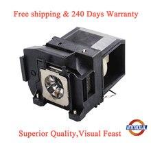 A + kalite ve 95% parlaklık projektör lambası ELPLP85 EPSON EH TW6600/EH TW6600W/EH TW6700/EH TW6800/PowerLite HC3000/HC3100