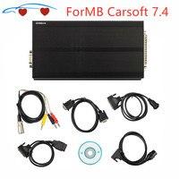 ForMB Carsoft 7.4 Multiplexer Chip ECU Tunning Interfaccia controllata di MCU per Carsoft 7.4 multiplexer Trasporto Libero