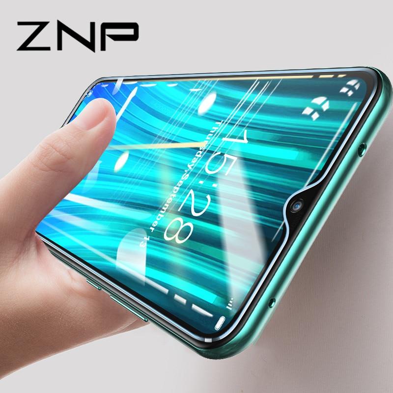 ZNP 3Pcs Tempered Glass Screen Protector For Xiaomi MI 8 9 A2 A3 Lite 9T Pro Glass For Xiaomi CC9 CC9E Glass Protective Film|Phone Screen Protectors| - AliExpress