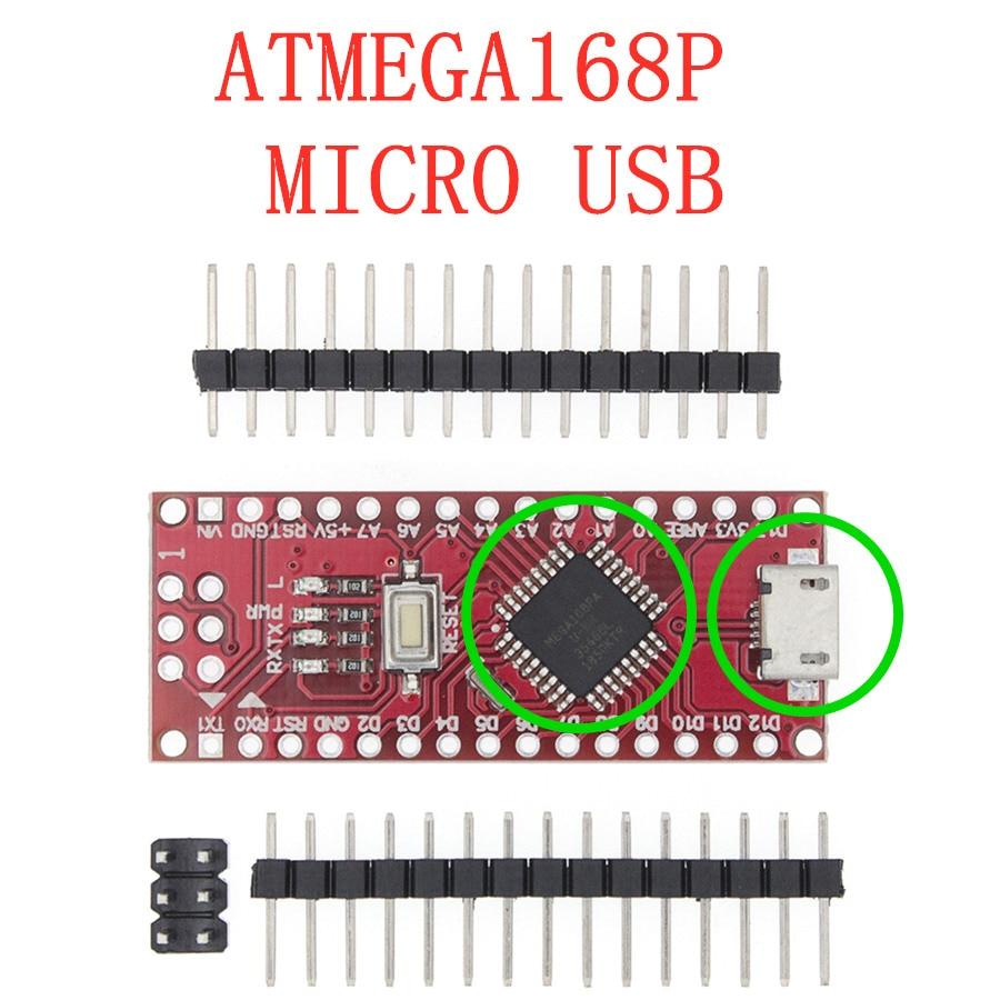 Red-ATMEGA168