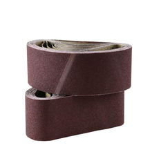 40/60/80/100/120/240 Grit Abrasive Belt 610*100mm Sandpaper
