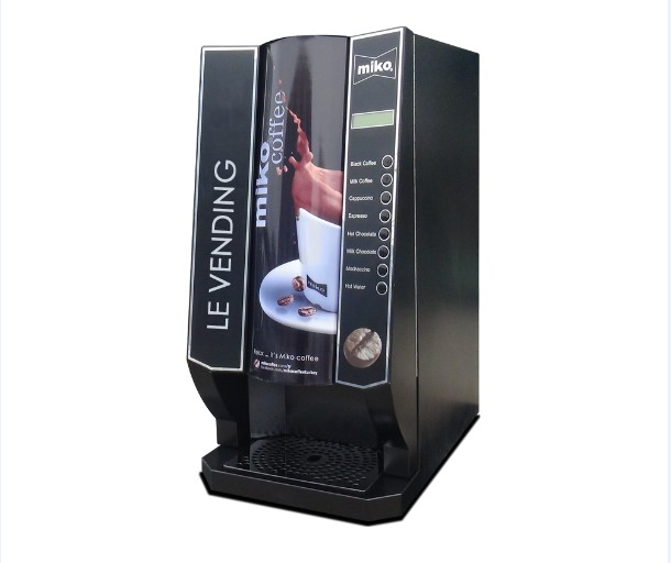 2019 Commercial Coffee Machine Automatic Coffee Maker No Coin Operated Coffee Vending Machine