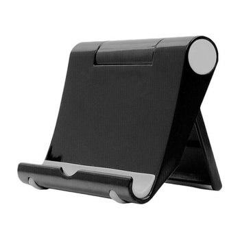 Folding Tablet Stand Universal Creative Desktop Mobile Phone Stand Adjustable Bracket Tablets Holder фото