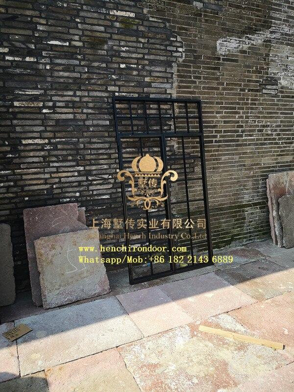 Hench 100% Factory Wholesale Exterior Panel Doors