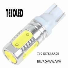 led Lamp COB  7.5W LED Bulb Super White Yellow Blue Red 12v
