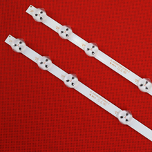 Kit de remplacement de 2 pièces/ensemble, 11 LED s 575mm, LED bandes originales, 32 d1334db, VES315WNDL 01, VES315WNDS 2D R02, VES315WNDA 01