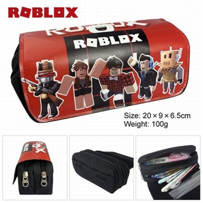 Roblox Backpack Lunchbox Pencil Case 3 pcs Set Kids School Travel Rucksack Bag