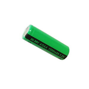 Image 4 - 10pcs/lot PKCELL New 1.2V 4/5AA 1300mAh Ni Mh 4/5 AA NiMh Rechargeable Battery Flat Top Industrial Batteries