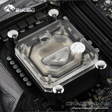 Bykski CPU Water Block for AMD Ryzen3/5/7/ThreadRipper AM4 AM3 AM3+ AM2 AM2+ FM2 FM2+ FM1 ,CPU-XPR-B кулер id cooling se 214l r intel lga 2011 1366 1151 1150 1155 1156 amd fm2 fm2 fm1 am4 am3 am3 am2 am2